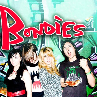 The Von Bondies