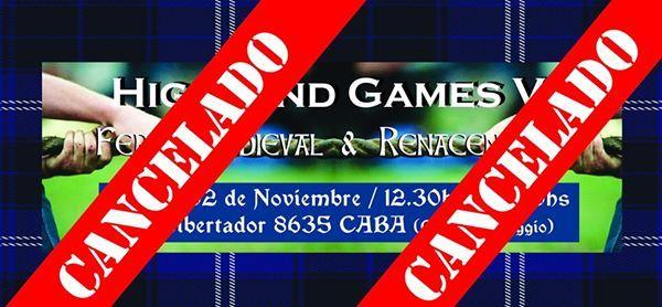 Highland Games VI