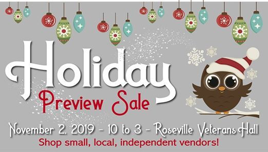 Holiday Preview Sale