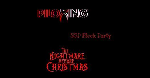 Piloxing SSP Block Party