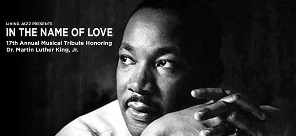 In The Name of Love The 18th MLK Tribute