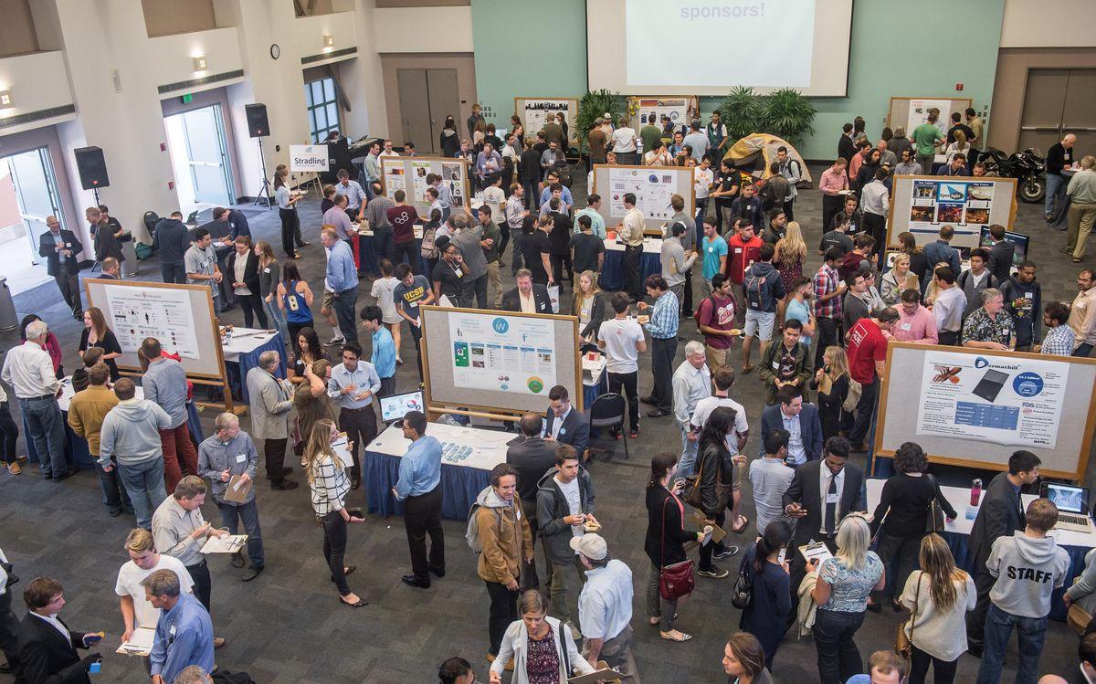 UC Santa Barbaras 2020 New Venture Fair