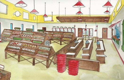 Southeast Canton Supermarket plan reveal- Open to the Public