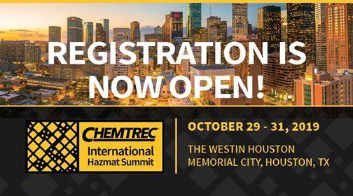 2019 CHEMTREC International Hazmat Summit