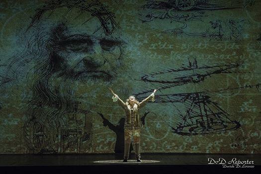 Il volo di Leonardo - All crazy art & show