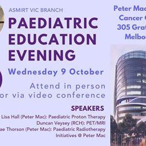 VIC Paediatric Education Evening