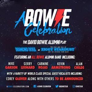 A Bowie Celebration Alumni Play Diamond Dogs & Ziggy Stardust