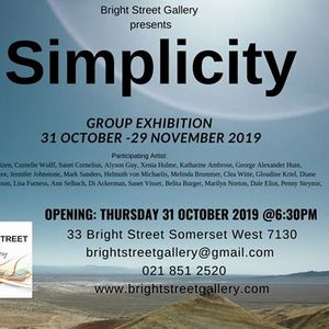 Simplicity Group Exhibition