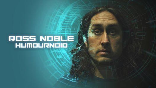 Ross Noble - Humournoid - Port Macquarie