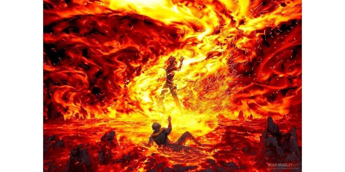 Inferno (2019-12-09 starts at 1200 PM)