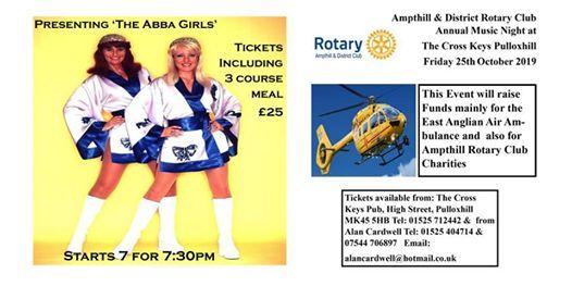 Presenting The Abba Girls