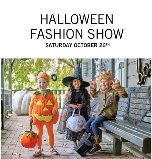 Halloween Fashion Show At Pottery Barn Kids Park Meadows
