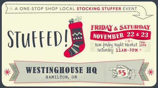 Stuffed 2019 Holiday Shopping Event