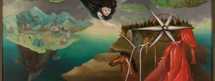 I Paint My Reality Surrealism in Latin America
