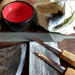 Sharpening for Spooncarvers