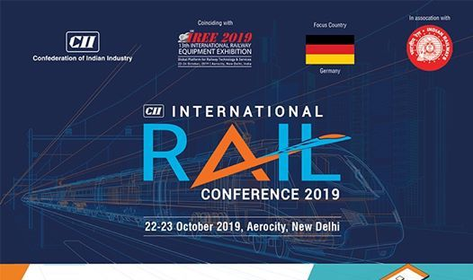 CII International RAIL Conference 2019