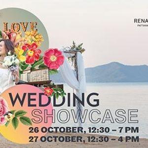 Renaissance Pattaya Wedding Showcase - Your Day Your Way