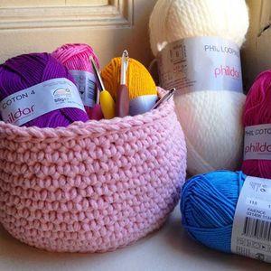 Atelier adoadulte  Tricot et crochet