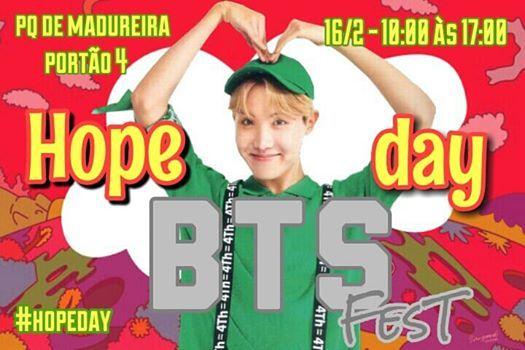BTS FesT Hope Day