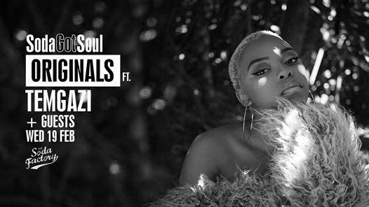 Soda Got Soul Originals ft. Temgazi & more