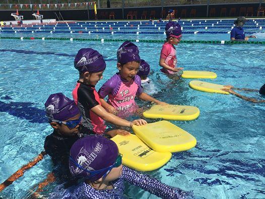 Year 1 and Year 3 Swimming Program