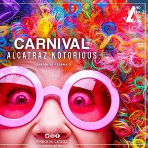 Alcatraz Carnival Notorious