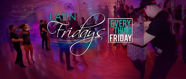 Latin Fridays SalsaBachata Social at Daync Studio