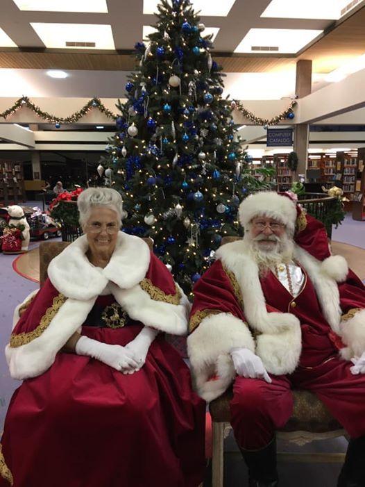 Family Fun Night Celebrate the Season with Santa