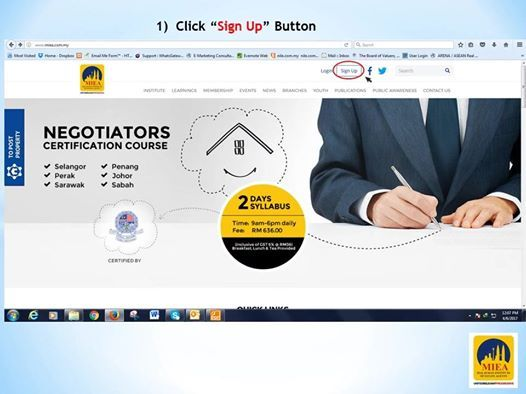 Negotiators Certification Course [Mandarin]