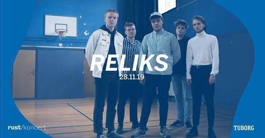 Reliks  support Lemon Love  RUST