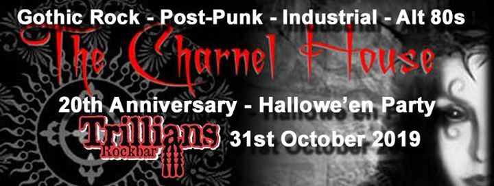 The Charnel House Halloween Party