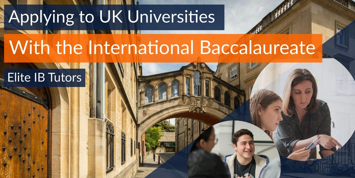 UCAS Day Singapore Applying to Top UK Universities with the IB