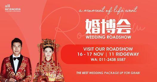 Allseasons Wedding Roadshow 11 Ridgeway Kuching