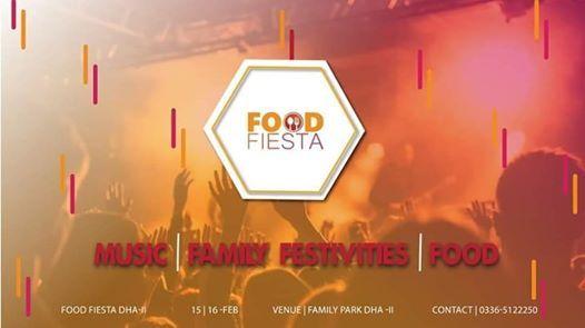 Food Fiesta Family Festival DHA Islamabad