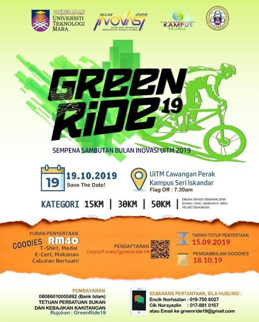 Greenride 19