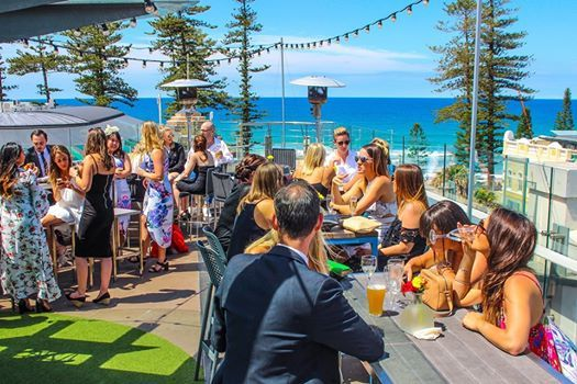Melbourne Cup At The Brighton