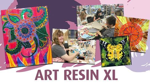 Art Resin XL Workshop