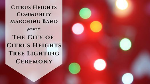 Citrus Heights Tree Lighting ft. CHCMB