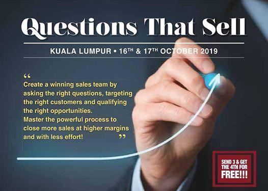Questions That Sell - Kuala Lumpur