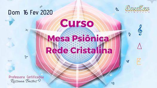 Curso Mesa Psinica Rede Cristalina