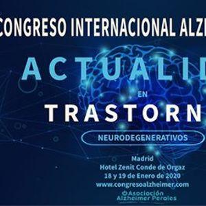Congreso Internacional de Alzheimer en Madrid