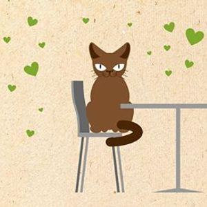 Slow Dating im Katzencaf 20-35 Jahre
