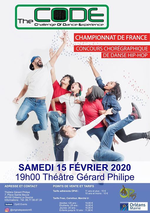 The CODE France 2020