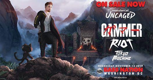 Gammer - Monstercat Uncaged Tour