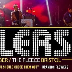The Fillers - a tribute to The Killers at The Fleece Bristol