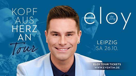 Eloy de Jong - Live 2019 I Leipzig