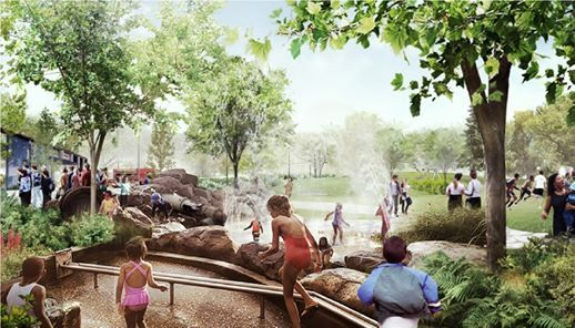Buffalo Bayou East Master Plan Celebration