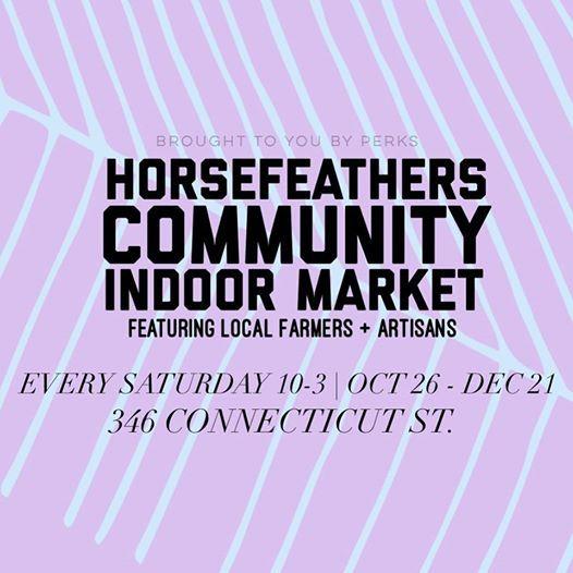 Horsefeathers Community Indoor Market 119