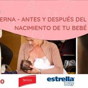 Encuentros - Lactancia Materna antes y despus del nacimiento de tu beb.