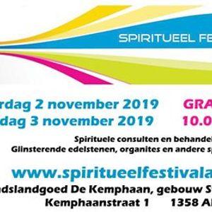 Spiritueel Festival Almere dag 2